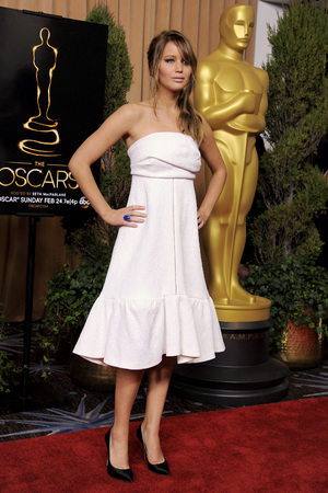 Jennifer Lawrence - 85th Academy Awards nominees luncheon