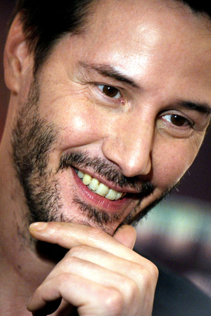 Keanu Reeves at a screening of 'Side By Side' in New York, 09 Aug 2012