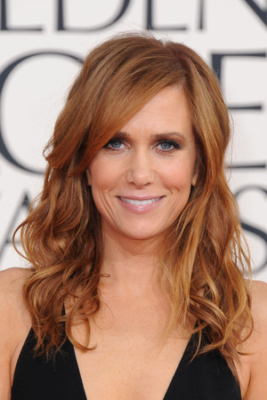 Kristen Wiig at the Golden Globes 2013