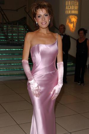 Natasha Kaplinsky, BAFTAs 2005