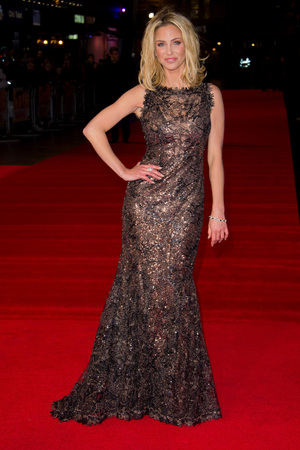 'Run For Your Wife' UK film premiere held at the Odeon Leicester Square - Arrivals Featuring: Sarah Harding Where: London, United Kingdom