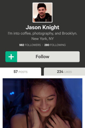 'Vine' screenshot