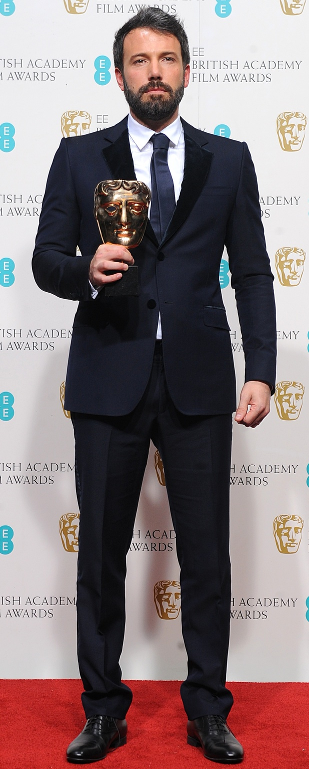 BAFTA Winners in Pictures