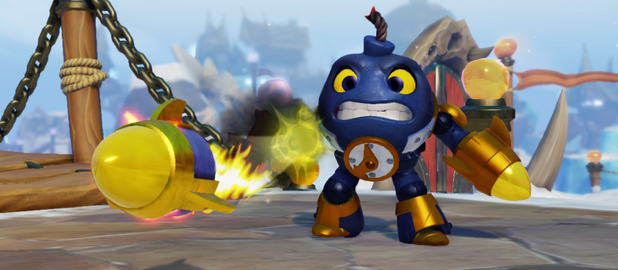 &#39;Skylanders: Swap Force&#39; screenshot