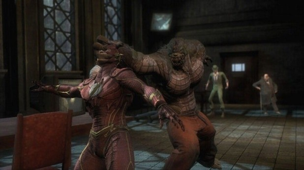&#39;Injustice: Gods Among Us&#39; - new villain Killer Croc