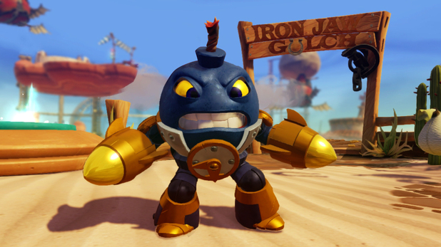 'Skylanders: Swap Force' screenshot