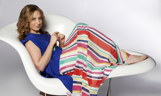 Eve Morey as Sonya Mitchell in Neighbours