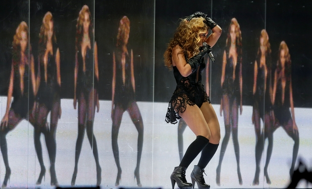 Beyonce, Super Bowl half-timeshow