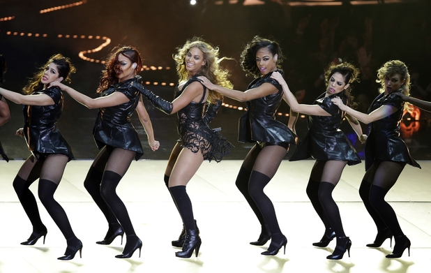 Beyonc, Super Bowl half-time show