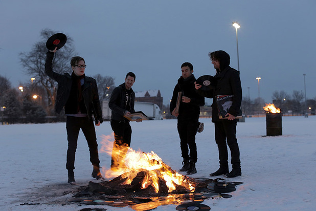 Fall Out Boy, February 2013