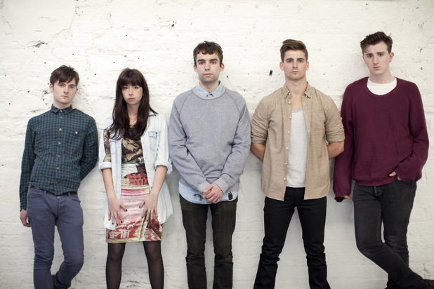 Little Green Cars press shot