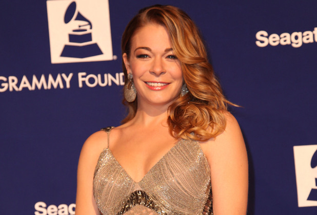 LeAnn Rimes attends The Music Preservation Project 'Play It Forward' Celebration.