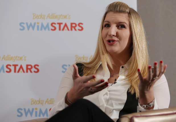 Rebecca Adlington, InterContinental London Westminster,