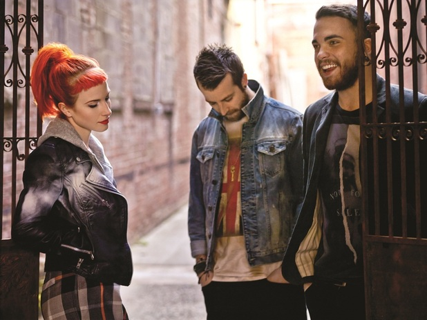 Paramore 'Now' music video