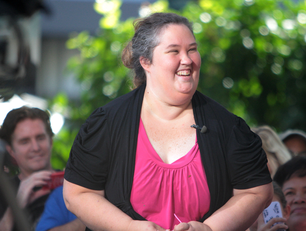 &#39;Here Comes Honey Boo Boo&#39; star Alana Thompson and her mother &#39;Mama June&#39;