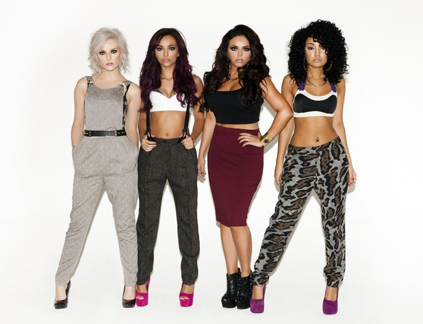 Little Mix press shot 2013