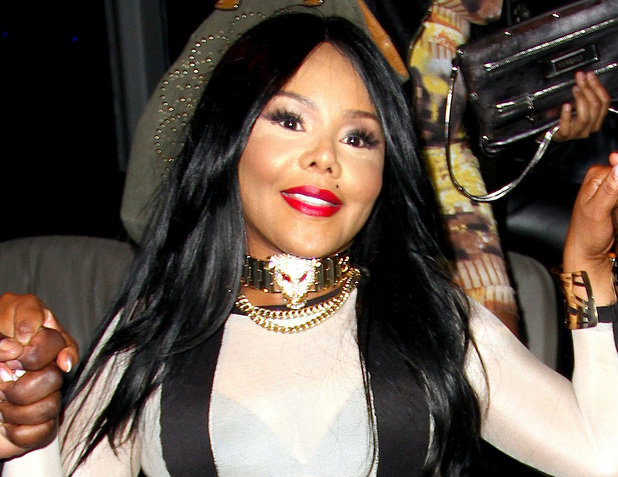 Lil Kim Spotted in West Hollywood Featuring: Lil Kim Where: West Hollywood , California, United States When: 01 Feb 2013
