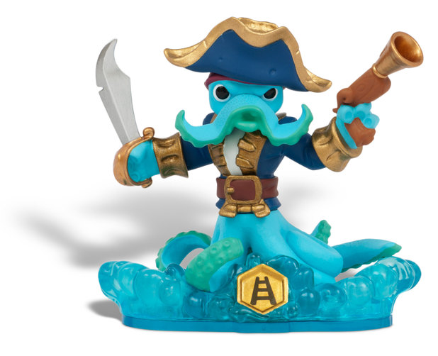 &#39;Skylanders: Swap Force&#39; Wash Buckler Toy