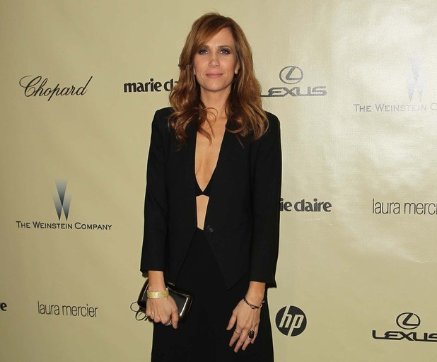 Kristen Wiig, The Weinstein Company's 2013 Golden Globe Awards Party
