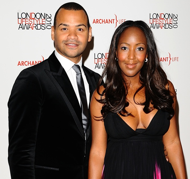 Angellica Bell and Michael Underwood.