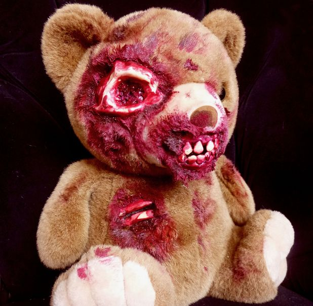 UndeadTeds zombie Teddy bears
