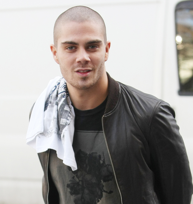 Max George of The Wanted outside Capital FM radio studioFeaturing: Max George Where: London, United Kingdom When: 07 Feb 2013 Credit: WENN.com