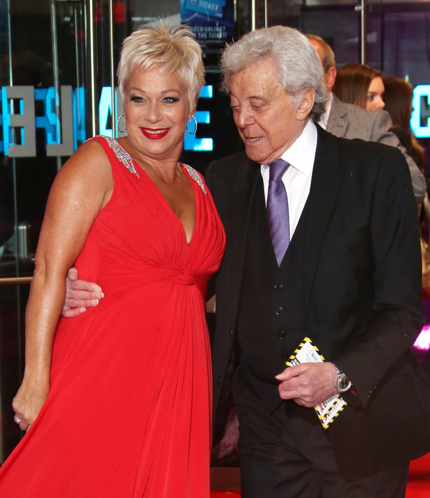 Denise Welch, Lionel Blair