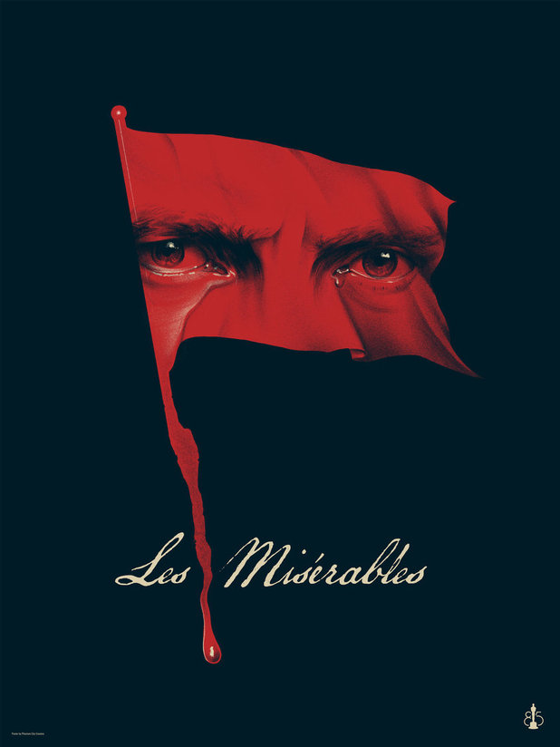 Les Miserables by Phantom City Creative.