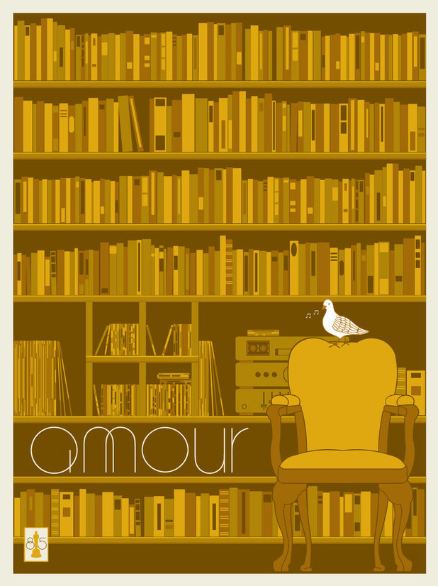 Amour by artist Matt Owen.