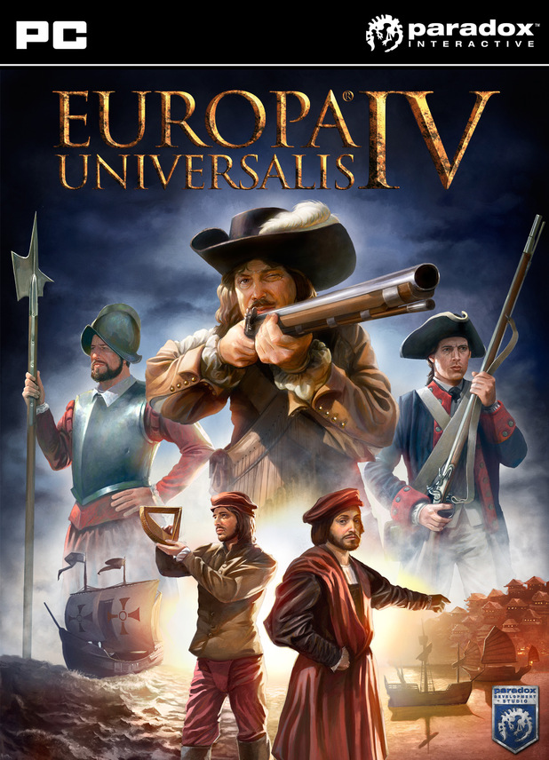Europa Universalis 4 gamepack (artwork)