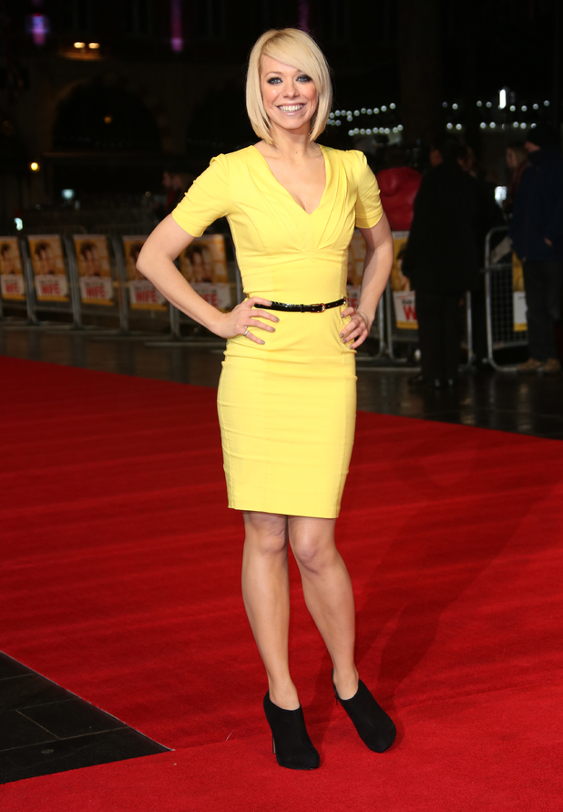 Run for your wife UK film premiere held at the Odeon Leicester Square - Arrivals Featuring: Liz McClarnon Where: London, England, United Kingdom