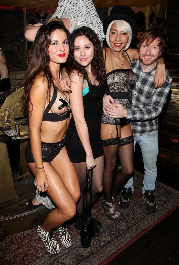 Eliza Doolittle, The Box, Box nightclub celebrate its 2nd birthday, Belvedere Vodka