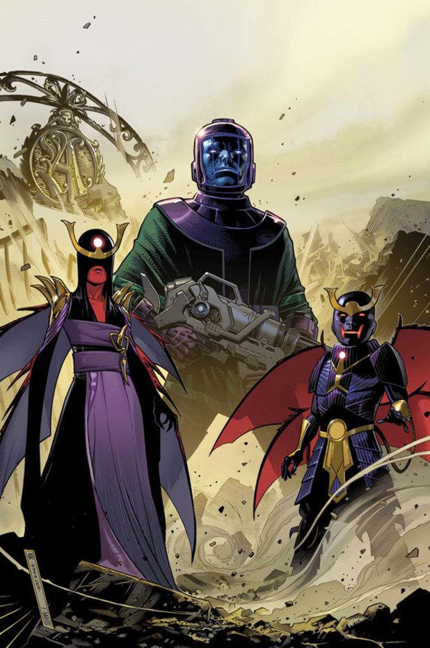 Age of Ultron Uncanny Avengers #8AU