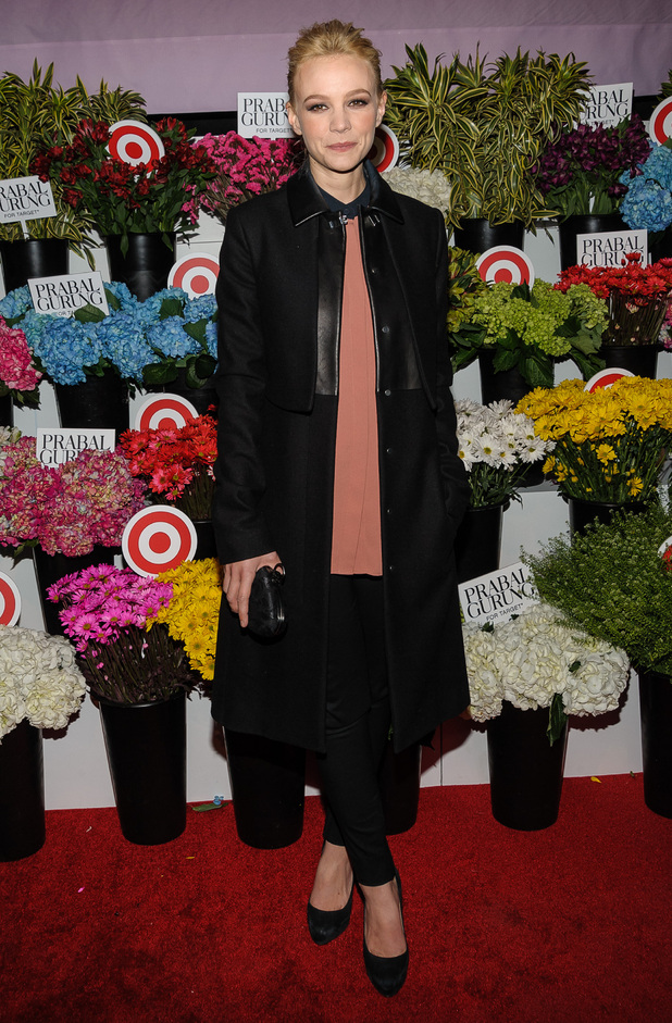 Carey Mulligan, Prabal Gurung for Target Launch Event