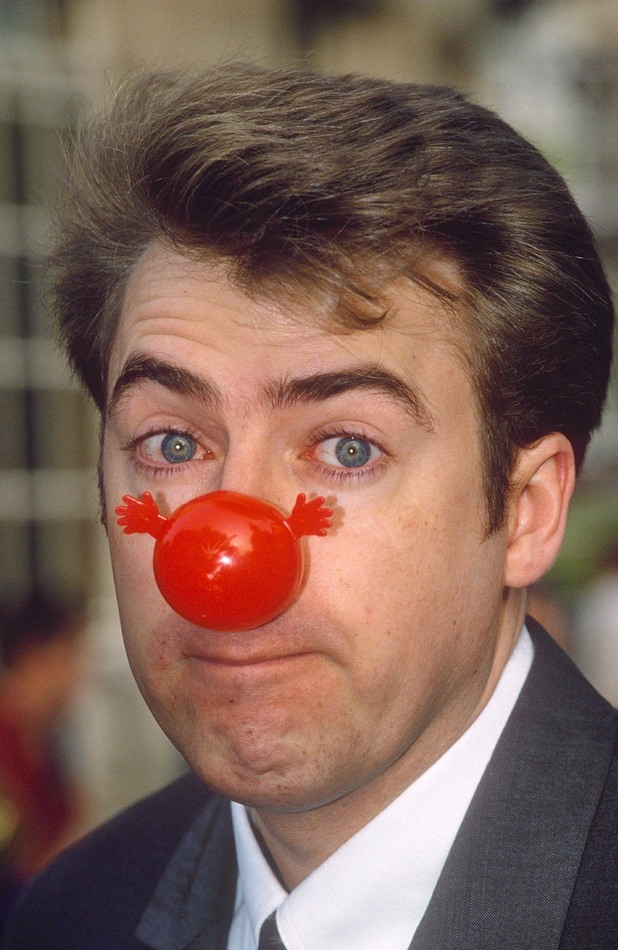 Jonathan Ross, Comic Relief, 1991