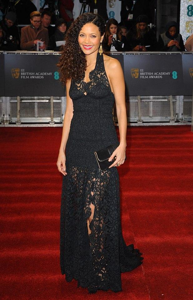 BAFTA 2013: Thandie Newton