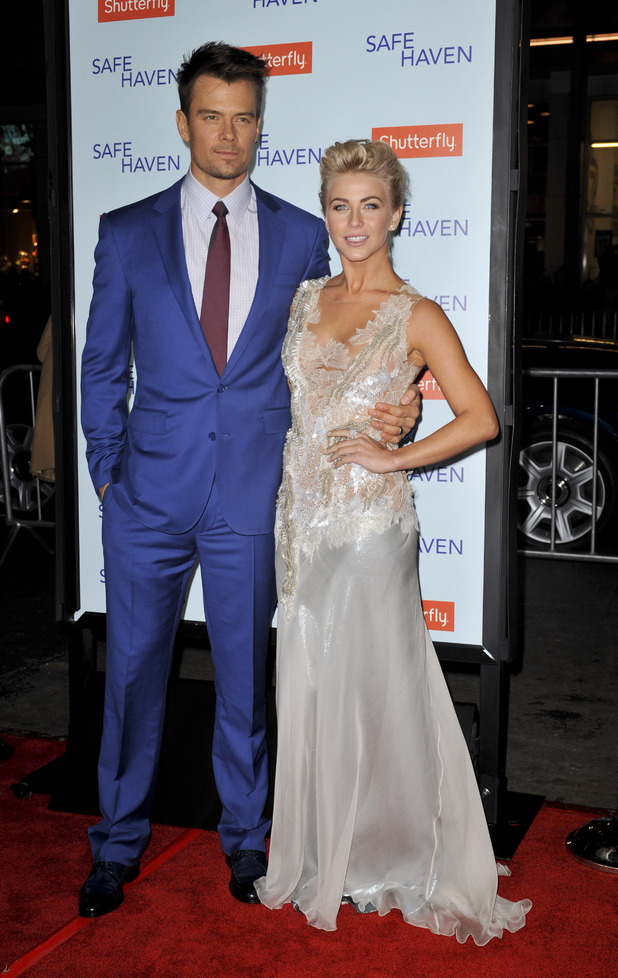 Josh Duhamel, Julianne Hough, Relativity Media, Safe Haven