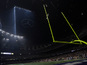 Super Bowl XLVII delayed by power cut