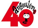 Angouleme 40th logo