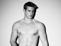 We've got the Hunger for an armed and shirtless Alexander Ludwig - pictures.
