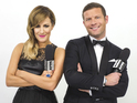 The X Factor presenters Caroline and Dermot to host live from film awards