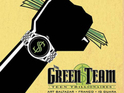 The publisher unveils its rival titles The Green Team and The Movement.