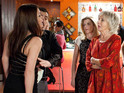 Gloria is back at the centre of trouble on Coronation Street tonight.