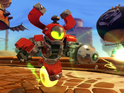 The latest Skylanders Swap Force trailer looks at the game's new features.