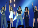 "Nadine Coyle says the girl group ""cried"" during rehearsals."