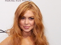 "Julian Cavin insists that he and Lindsay Lohan are ""just friends""."