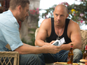 A big-name action star will reportedly appear at the end of Fast & Furious 6.