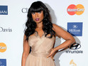 Jennifer Hudson says she misses Simon Cowell and Paula Abdul on Fox show.