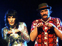 Noel Fielding dismisses quotes attributed to him over the weekend.