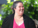 Mama June Shannon reveals that she has dropped the weight through natural means.